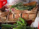 Green Banana & Escallion