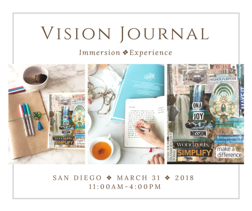 Vision Journal